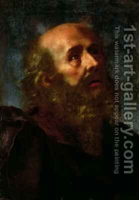 Moses by Carlo Dolci - Reproduction Oil Painting