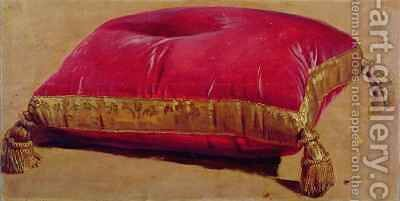 Sketch for a velvet cushion by Claude Francois Desportes - Reproduction Oil Painting