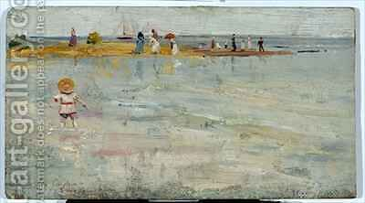 Ricketts Point Beaumarais by Charles Edward Conder - Reproduction Oil Painting