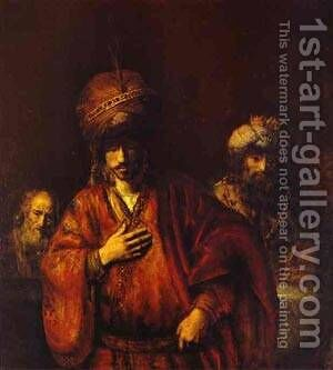 Rembrandt137 by Harmenszoon van Rijn Rembrandt - Reproduction Oil Painting