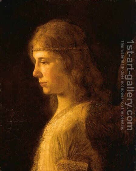 Angel by Aert De Gelder - Reproduction Oil Painting