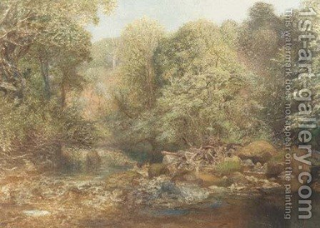 Rokeby, Yorkshire by (after) Le Moyne, Jacques (de Morgues) - Reproduction Oil Painting