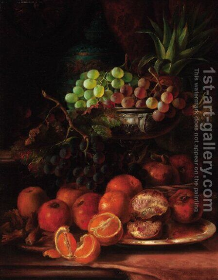 Oranges by (after) Eloise Harriet Stannard - Reproduction Oil Painting