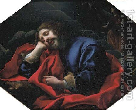 Jacob's Dream by Carlo Dolci - Reproduction Oil Painting