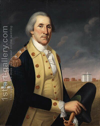 Polk, Charles Peale by Charles Peale Polk - Reproduction Oil Painting