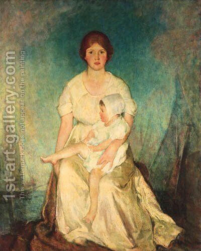 Hawthorne, Charles Webster by Charles Webster Hawthorne - Reproduction Oil Painting