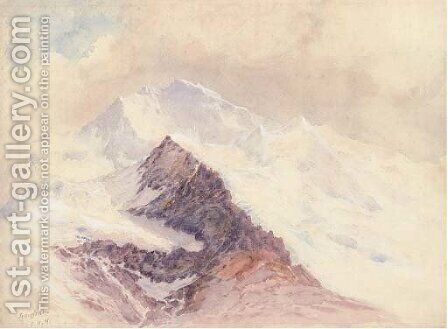 Jungfrau by (after) Elijah Walton - Reproduction Oil Painting