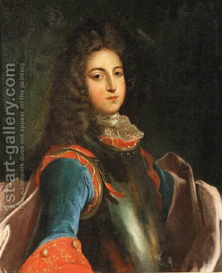 Untitled by (after) Mignard, Pierre II - Reproduction Oil Painting