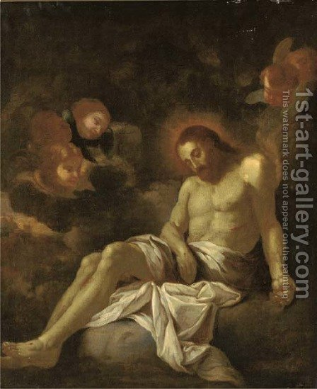 The Lamentation by (after) Gerbrand Van Den Eeckhout - Reproduction Oil Painting