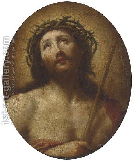 Ecce Homo 3 by (after) Guido Reni - Reproduction Oil Painting