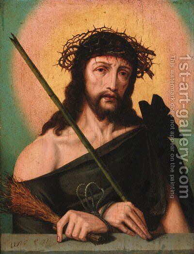Ecce Homo by (after) Maerten Van Heemskerck - Reproduction Oil Painting