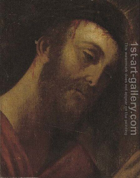 Ecce Homo by (after) Pier Francesco Mazzuchelli (see Morazzone) - Reproduction Oil Painting