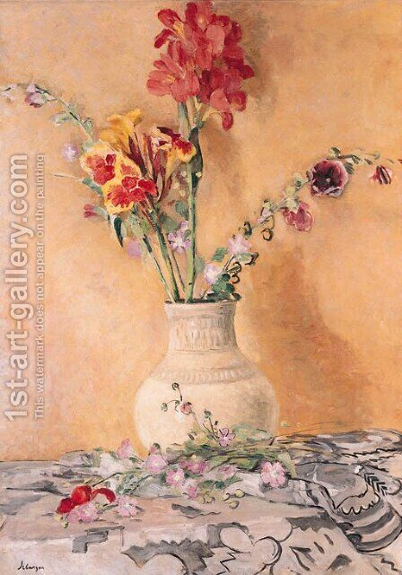 Still Life by Henri Lebasque - Reproduction Oil Painting
