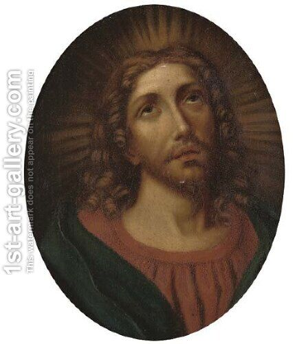 Christ by (after) Carlo Dolci - Reproduction Oil Painting