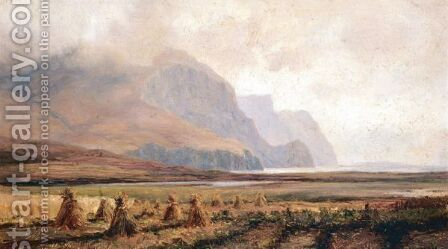 The Mountains Of Mourne Sweep Down To The Sea by Alexander Williams - Reproduction Oil Painting
