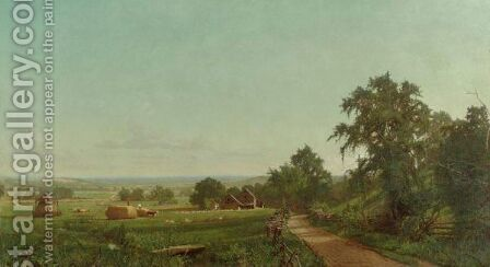 Adams County, Pennsylvania by Hugh Bolton Jones - Reproduction Oil Painting