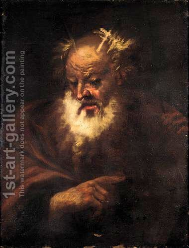 Moses by (after) Pieter Brandl - Reproduction Oil Painting