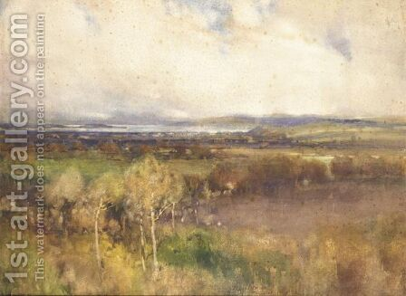 Borderland by James Paterson - Reproduction Oil Painting
