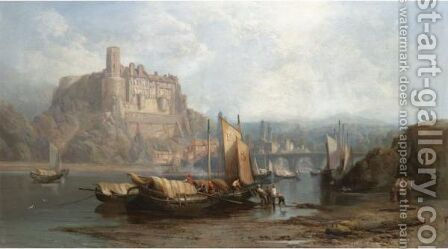 Heidelberg 2 by James Webb - Reproduction Oil Painting