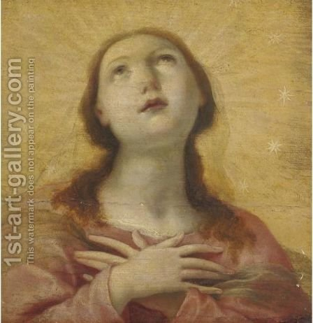 Immaculate Conception by (after) Guido Reni - Reproduction Oil Painting