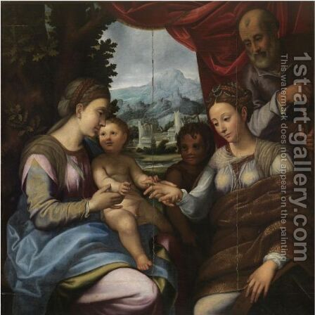 The Mystic Marriage Of St. Catherine by (after) Biagio Pupini - Reproduction Oil Painting