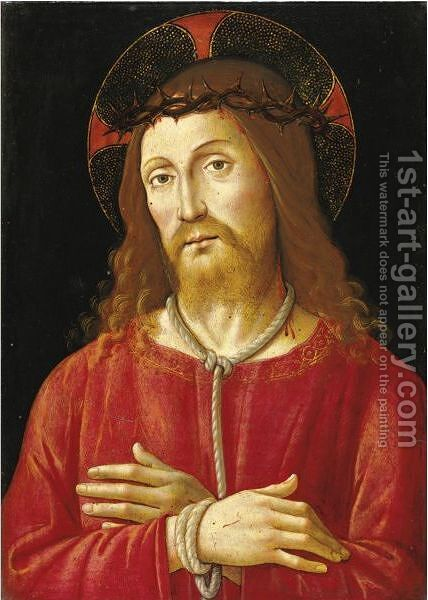 Ecce Homo 6 by Italian School - Reproduction Oil Painting