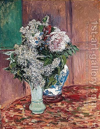 Still life 2 by Gustave Caillebotte - Reproduction Oil Painting