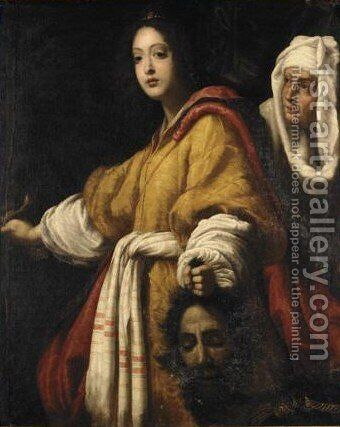 Judith by (after) Cristofano Allori - Reproduction Oil Painting