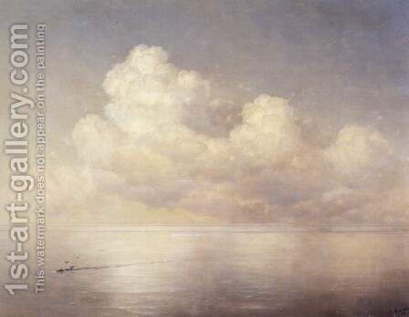Unknown title by Ivan Konstantinovich Aivazovsky - Reproduction Oil Painting