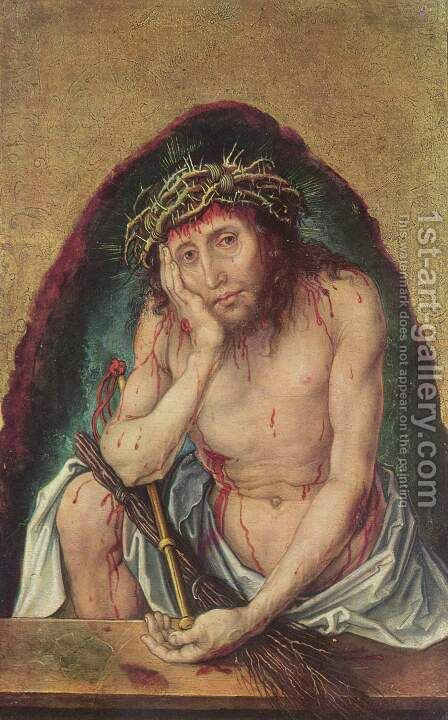 Ecce Homo 5 by Albrecht Durer - Reproduction Oil Painting