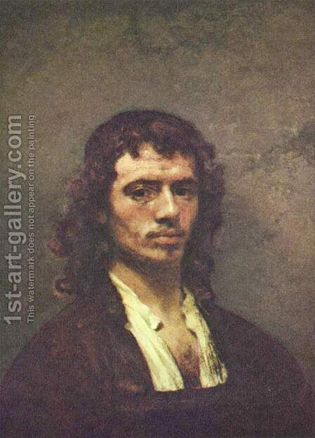 Self-portrait 2 by Carel Fabritius - Reproduction Oil Painting