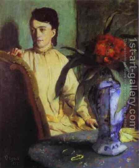 Unknown 2 by Edgar Degas - Reproduction Oil Painting