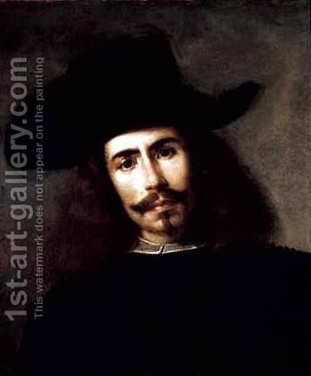 Unknown 5 by Bartolome Esteban Murillo - Reproduction Oil Painting