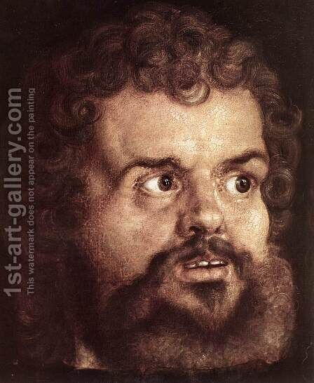 Paul the Apostle by Albrecht Durer - Reproduction Oil Painting