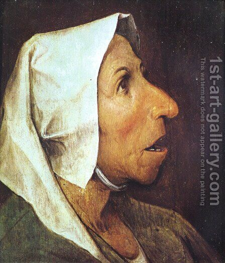 Unknown 2 by Hieronymous Bosch - Reproduction Oil Painting