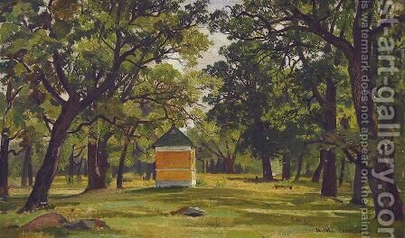 Sestroreck by Ivan Shishkin - Reproduction Oil Painting