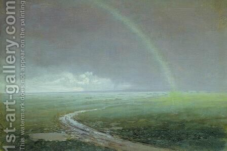 Rainbow 4 by Arkhip Ivanovich Kuindzhi - Reproduction Oil Painting