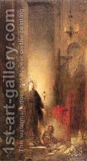 St Margaret by Gustave Moreau - Reproduction Oil Painting