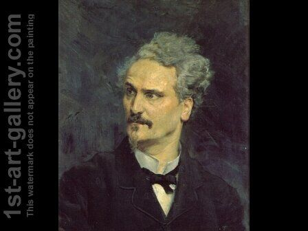 Henri Rochefort by Giovanni Boldini - Reproduction Oil Painting