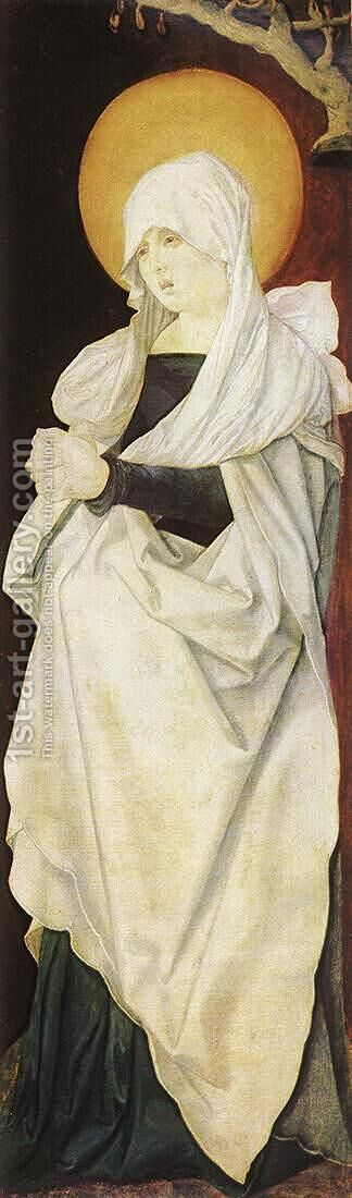 Mater Dolorosa 1516 by Hans Baldung  Grien - Reproduction Oil Painting