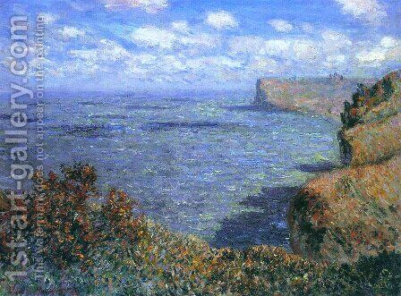 View Taken From Greinval by Claude Oscar Monet - Reproduction Oil Painting