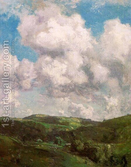 Clouds and Shadow by Charles Harold Davis - Reproduction Oil Painting